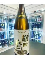 朝日鷹 新酒 特撰本醸造 1800ML 2021.02