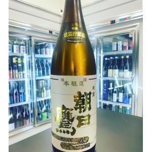 朝日鷹 新酒 特撰本醸造 1800ML 2021.09