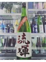 流輝 純米吟醸 山田錦 1800ML