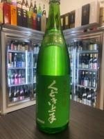 くどき上手 酒未来 純米吟醸 1800ML