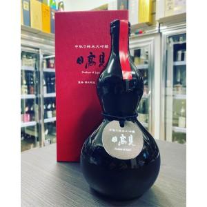 日高見 中取り 純米大吟醸 黒の瓢箪ボトル 720ML