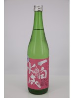 一白水成 純米吟醸中取り 「美郷錦」 720ML