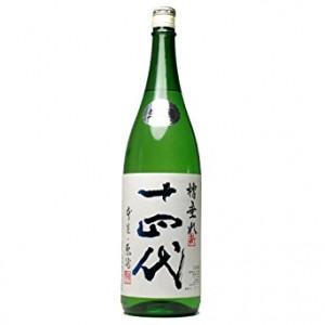 十四代 槽垂れ 本生原酒 純米吟釀 1800ml
