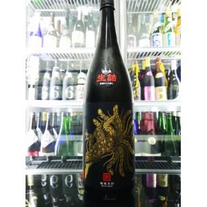 鳳凰美田 純米吟醸 愛山 Black Phoenix 1.8L