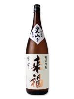 來褔 愛山 純米吟釀 生原酒1800ML