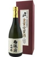 雨後の月 大吟醸 金賞受賞酒 720ml