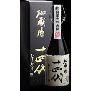 十四代 純米大吟醸熟成 秘蔵酒 1800ml